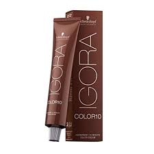 Schwarzkopf 10 Minute Hair Color Chart Schwarzkopf Igora Color10 Permanent 10 Minute Color Creme 9 00 Extra Light Blonde Natural Extra