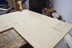 how to glue laminate countertop the countertop with be 1 12 thick so well be doubling