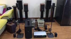 Test dàn Bose 5.1 AV28 sub Ps48 hàng hiếm chất âm rất tuyệt