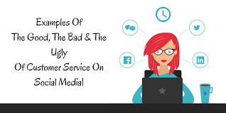 Examples Of The Good The Bad The Ugly Of Customer Service