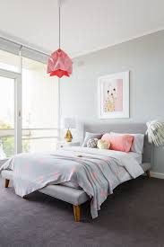 Pink And Grey Bedroom Real Inspiration Pink Grey Bedroom Minty Magazine