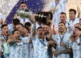 Copa America 2021: Argentina 1-0 Brazil ...