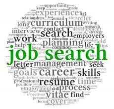 Job Search Workshop May 9 2016