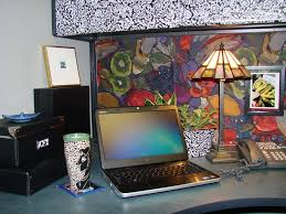 Decorate Office Desk Cubicle Ideas Office Office Cubicle Decorating Ideas
