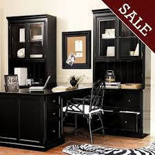 double office desk. Ballard Design Home Office Fine Double Sided Desk For The Simple