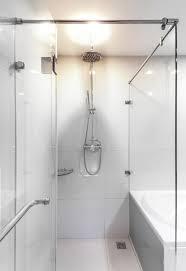 dimensions walk in shower
