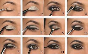 information about smokey eye makeup tutorial for brown eyes with eyeshadow at dfemale