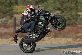 kawasaki motorcycle reviews and tests