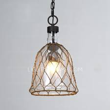 designer loft hand n glass mini pendant lights for kitchen art deco hanging lamps shades