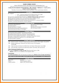 Automotive Engineer Resumes Pdf Of Resume Format For Freshers Resume Templates Design