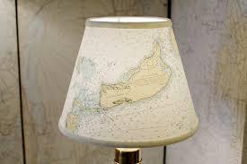 nautical lamp shades for summer lauren huyett interiors