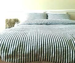 beautiful ticking stripe bedding stripe comforter ticking stripe bedding red bedspread damask duvet cover twin