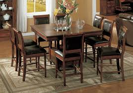 dining room pub style sets: details about  piece pub table dining set