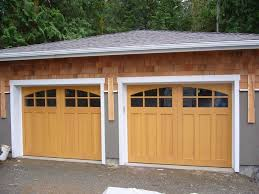 natural light factory finish stain on fir photo courtesy kitsap garage doors in bremerton wa clopaydoor
