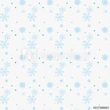 blue snowflakes white background. Delighful Snowflakes Abstract Seamless Pattern Of Falling Blue Snowflakes On White Background  Winter For Banner Inside Blue Snowflakes White Background