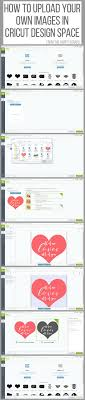 How To Upload To Cricut Design Space How To Upload Your Own Images In Cricut Design Space The