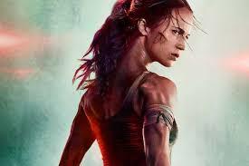 Alicia Vikander Swings In As Lara Croft In New Tomb Raider