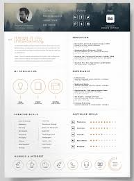 Modern Resume For Instructors 100 Free Resume Templates Psd Word Utemplates