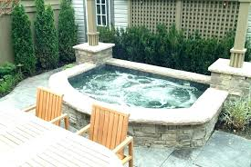 in ground jacuzzi. Above Ground Jacuzzi . In