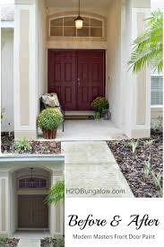 painting a front doorHow To Paint A Front Door