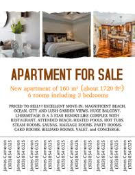 Apartment Flyer Ideas 270 Apartment Customizable Design Templates Postermywall