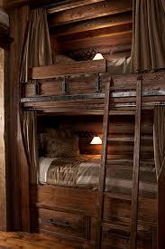 Best 25 Rustic bunk beds ideas on Pinterest