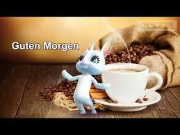 Guten Morgen Schönen Tag Tasse Kaffee Von Der Lieben Gitte