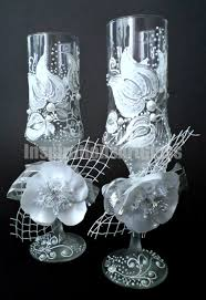 Wedding Glasses Champagne Toasting Glasses Champagne Flutes