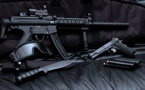 submachine gun wallpapers