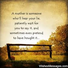 Mothers Love Quotes Interesting I Love You Messages For Mom Quotes ANNPortal