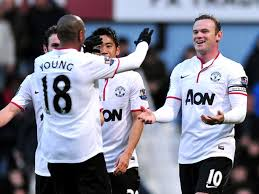 David moyes has been criticised for substituting young irish striker mipo odubeko less than an hour after he came on. West Ham 0 2 Manchester United Rooney Sets Up Victory With Spectacular Long Range Lob Goal Com
