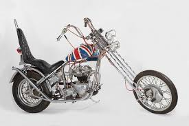 led zeppelin chopper sold at auction motorbike writer