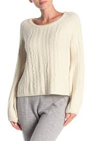 Naadam Size Chart Naadam Selbe Cable Knit Cashmere Sweater Nordstrom Rack