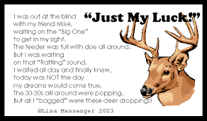 funny poems about deer hunters craftsayings view topic ideas packaging poems for fish deer
