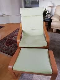 Ikea Stuhl Mit Fußteil