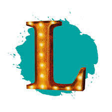 Lighted Letter L 24 Letter L Lighted Vintage Marquee Letters Rustic