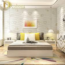 Modern Wallpaper Designs For Living Room Online Buy Wholesale Modern Wallpaper Design From China Modern