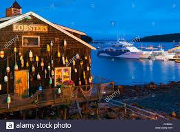 Bar Harbor Maine Dining