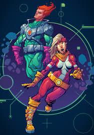 Made With Affinity Designer Raiders Of Zordia Made With Affinity Designer On Behance