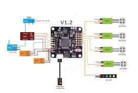 betaflight raceflight 6dof f4 stm32f405 1 2 version flight Wiring Remote Control Airplane wiring diagram betaflight raceflight 6dof f4 stm32f405 1 2 version flight controller Remote Control Jets