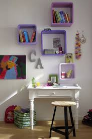Kids Desk Furniture With Wall System