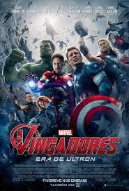 Vingadores: Era de Ultron (Avengers: Age of Ultron) – HD 720p