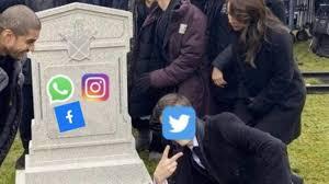 Twitter sí está funcionando.