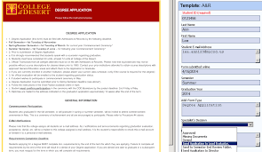 Enrollment Form Unique How College Of The Desert Digitized Enrollment Forms Laserfiche