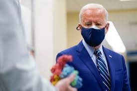 COVID vaccinated rules: Biden may change outdoor face masks guidelines -  Deseret News