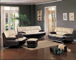 Tan Living Room Furniture Gray Walls With Brown Furniture House Decor