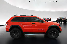 Jeep Grand Cherokee Trailhawk Concept at Moab 2013 | Dick's Auto ...