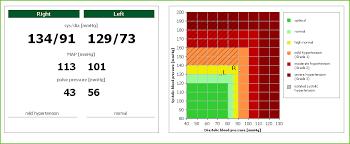 World Health Organization Blood Pressure Chart Aortic Blood Pressure Enverdis Gmbh