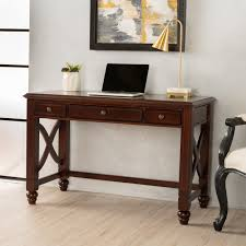 tennyson small study desk with drawers by christopher knight home