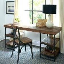 rustic office desks. Rustic Office Desks Well Suited Furniture Interesting Design .